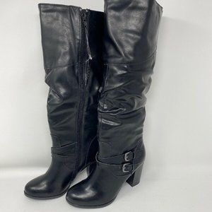Style & Co Sophiie Fashion boots Black 6.5